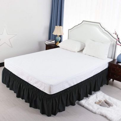Soft Cotton Bedding Sets online from WoodenStreet| Buy Best Bed Skirts Online