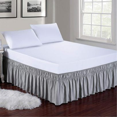 Soft Cotton Bedding Sets online from WoodenStreet| Bed Skirts Online from WoodenStreet