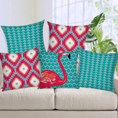 Kids Pillow Covers Online from WoodenStreet in India