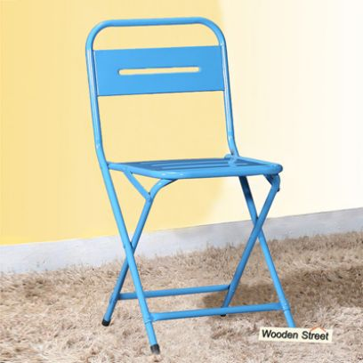 buy folding chairs online india - iron chair
