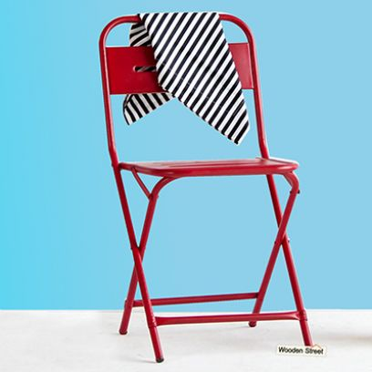 buy iron foldable chairs online
