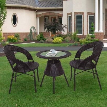 Marco 2 Seater Outdoor Set