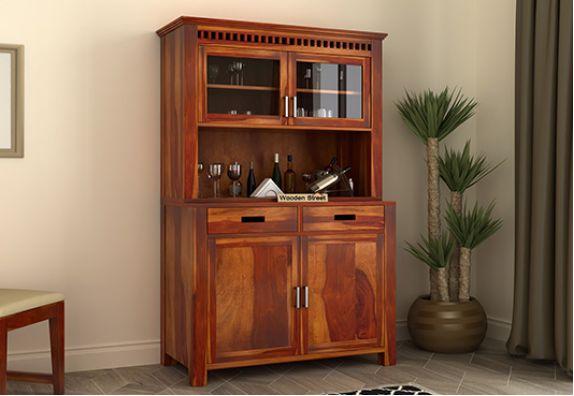 wooden bar cabinets in Chennai