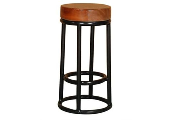 Buy wooden bar stools & bar chairs online at low price