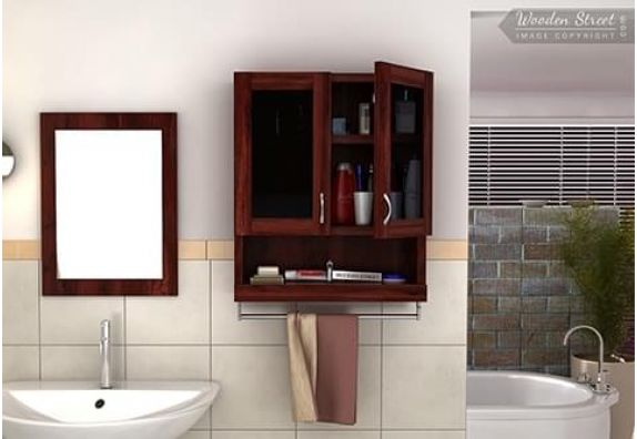 Bathroom wall cabinet Mumbai, Chennai
