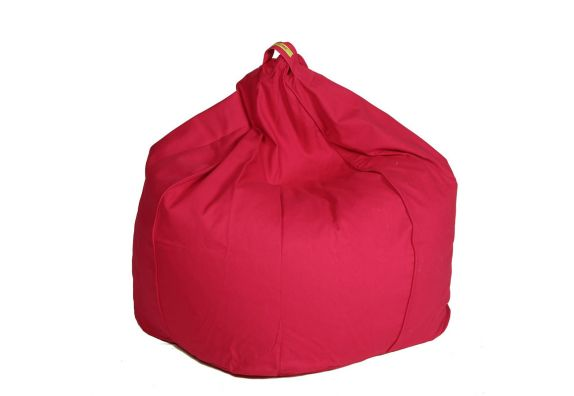 Comfortable Red Color Bean Bag Chair