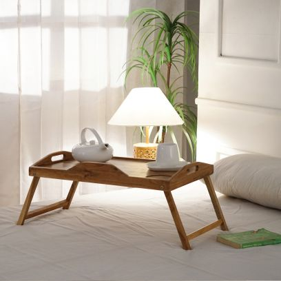 Naomi Breakfast Table (Natural Finish)
