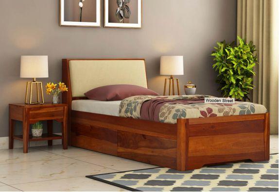 Telos Single Bed With Storage