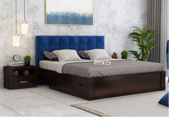 upholstered beds online
