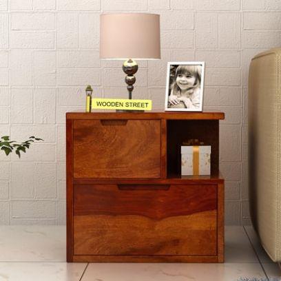 Bedside Tables Upto 70 Off Buy Wooden Bedside Tables Online In India
