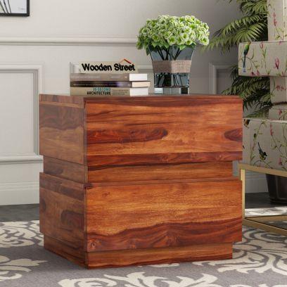 Best Bedside table designs online in India