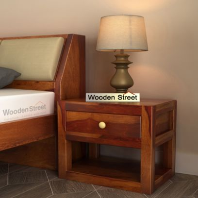 Walken small Bedside Table price online India