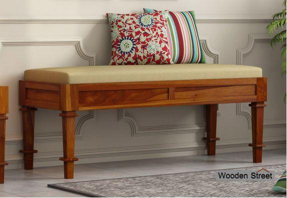 Buy wooden bench India