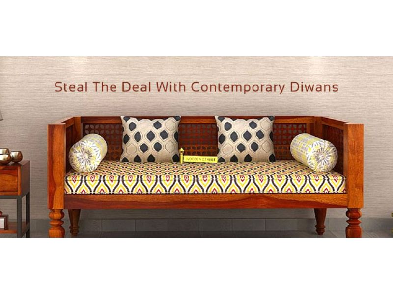 Steal The Deal With Contemporary Diwans