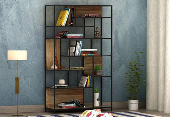 Book Shelves, Wooden Book Shelf Online India