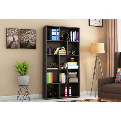 Picaro Bookshelf (Flowery Wenge Finish)