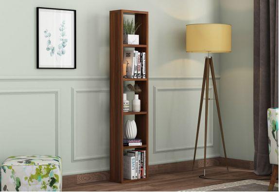 Tectona Bookshelf (Exotic Teak Finish)