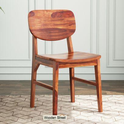 Barrel Chair (Honey Finish)