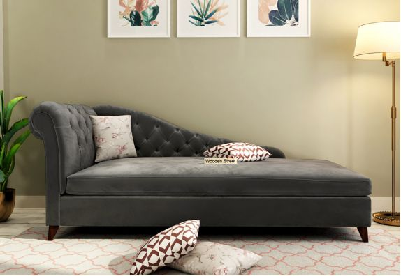 Chaise Lounge Sofa @ Wooden Street