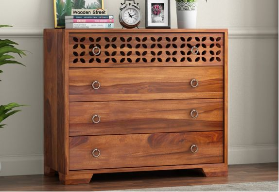 Buy Chest of drawers india and wooden dressers online in India
