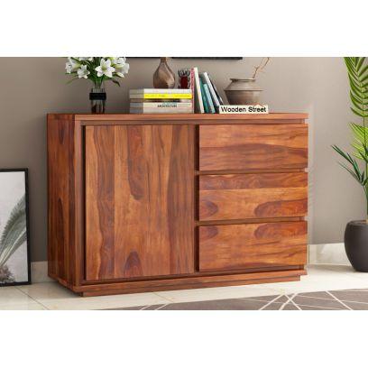 Solid wood chest of drawers in Mumbai, Bangalore, chennai