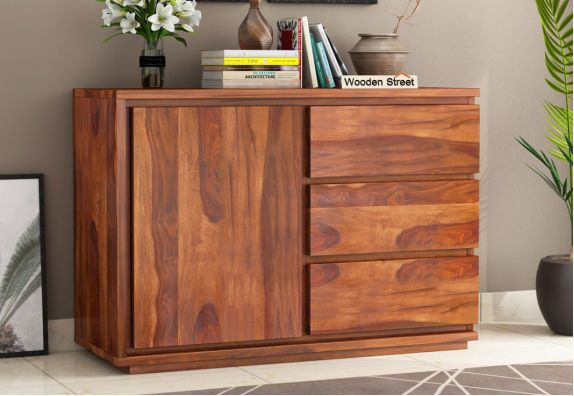 Solid wood chest of drawers in Mumbai, Bangalore, chennai