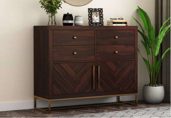 Buy Chest of Drawers, wooden Dressers online in India