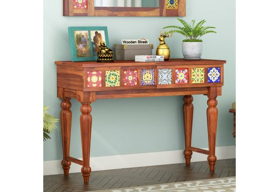 Modern entryway table online in Mumbai India