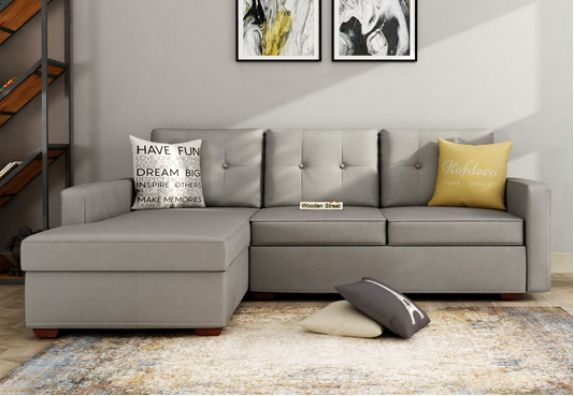 l shaped sofa in bangalore