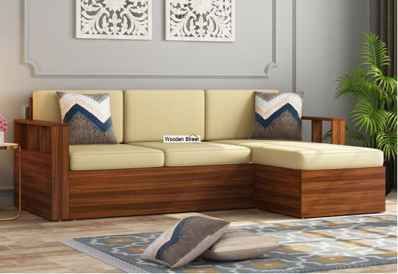 Modular L Shape Corner Sofa Design