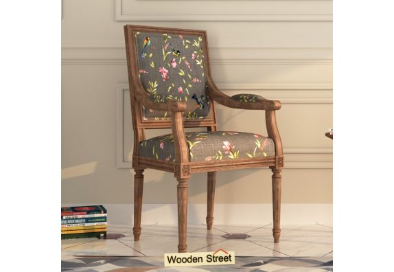 dining armchairs online india, armrest chair