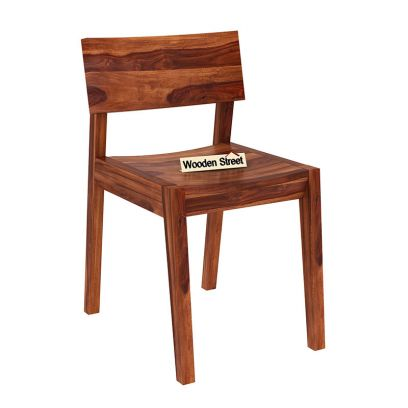 buy wooden dining chairs online in India