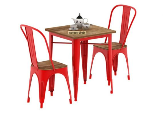 2 seater dining table set online at low price in Bangalore