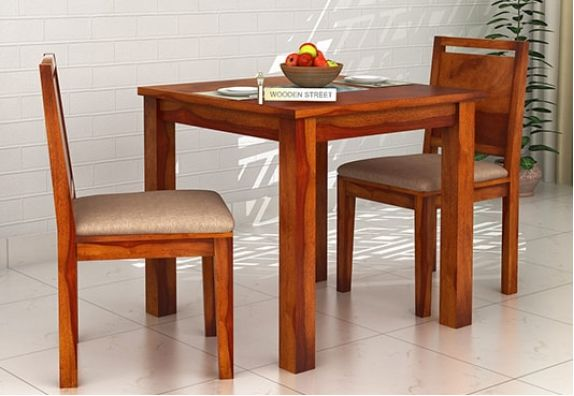 two seater dining table set online india