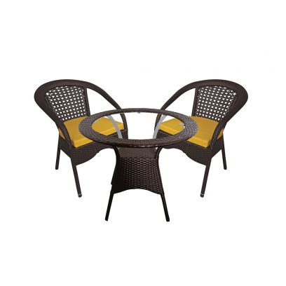 Waver 2 Seater Outdoor Dining Set