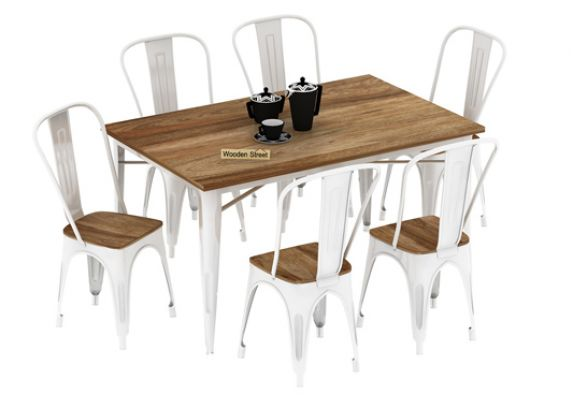 six seater dining ta6 seater dining table designble set designs