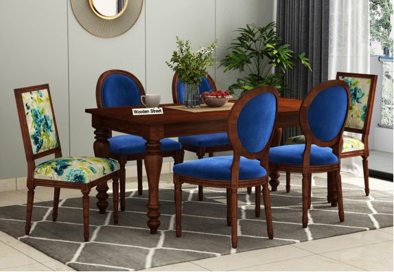 6 seater dining table set with price