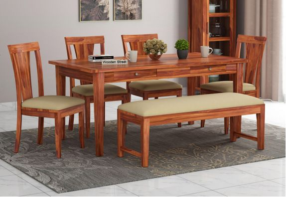 6 Seater Dining Table Set Buy Dining Table Set 6 Seater Upto 70 Off