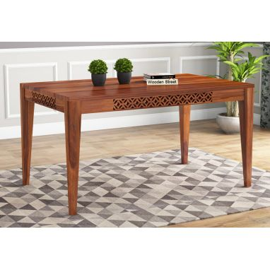 buy wooden dining table online