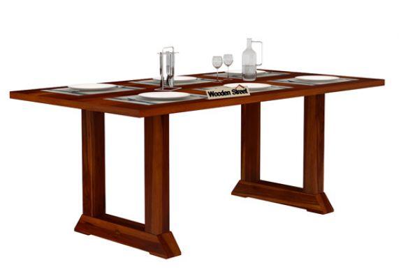 wooden dining table online mumbai