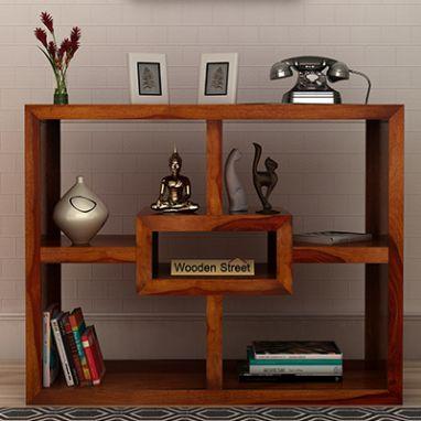 Showcase furniture - bookshelves & display units online in Bangalore