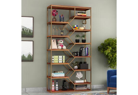 Sawyer Book Shelf (Honey Finish)