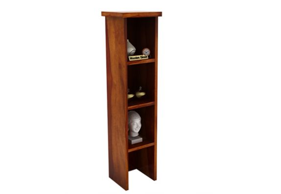 Witkin Display Cabinet (Honey Finish)