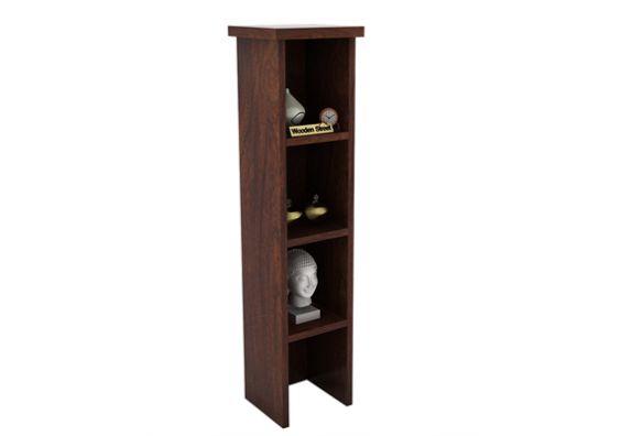 Witkin Display Cabinet (Walnut Finish)