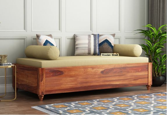 Buy soild wood Divan Bed online in bangalore, mumbai, chennai, pune, hyderabad
