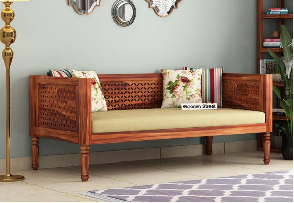 solid wood divan bed in Bangalore, Mumbai
