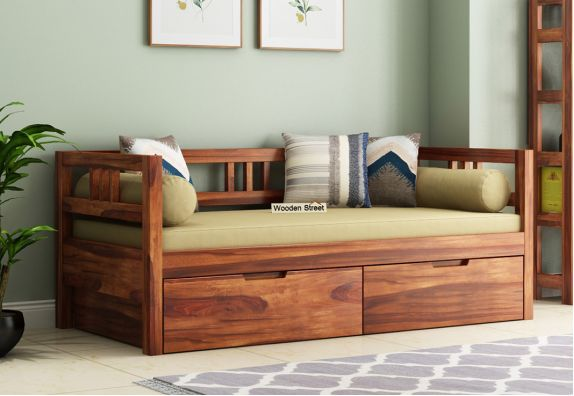 wooden divan beds for sale