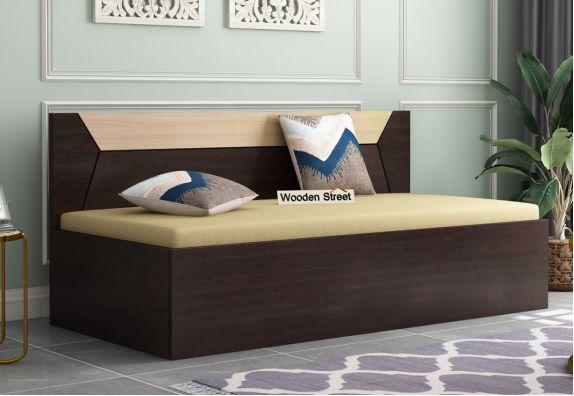 Diwan Cum Bed Design online from WoodenStreet
