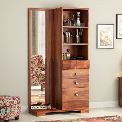 Dressing Tables Upto 55 Off Buy Wooden Dressing Table Online In India Low Price