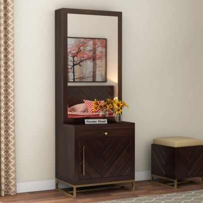 wooden dressing table online